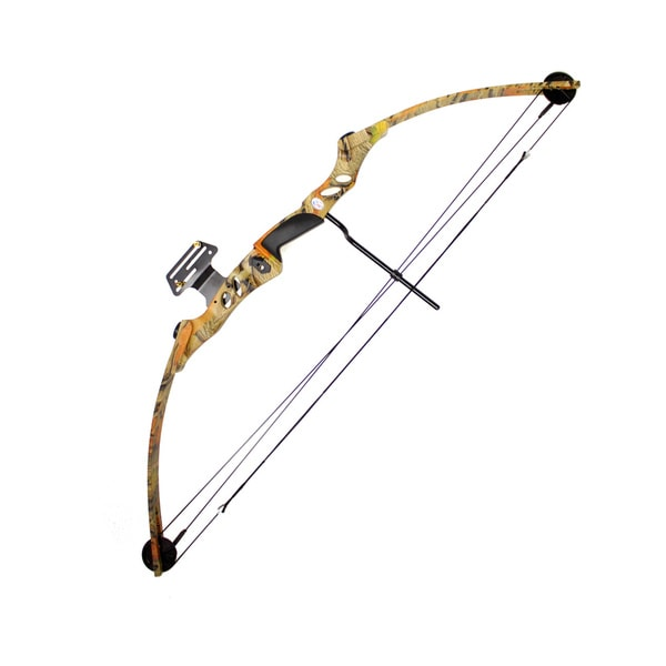 Autumn Camouflage 55-pound 29-inch Compound Bow (Right Hand)