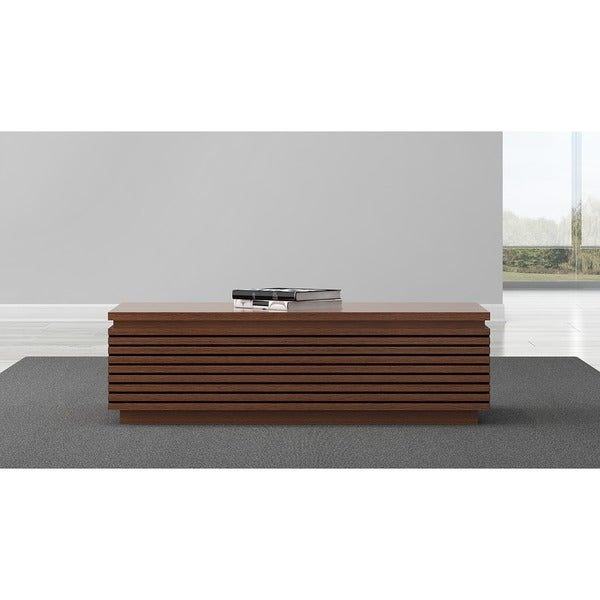 Furnitech Mid Century Modern 48-inch Coffee Table