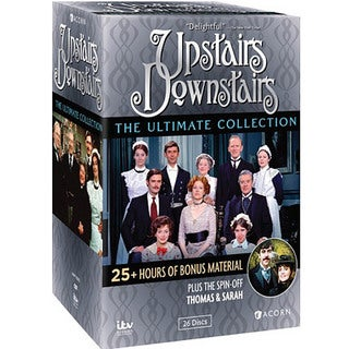 Upstairs, Downstairs: Expanded Edition (DVD)