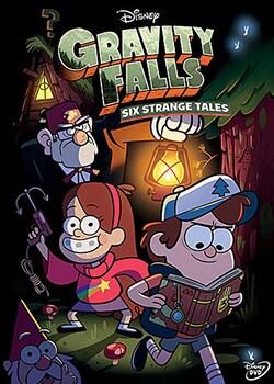 Gravity Falls: Six Strange Tales (DVD)