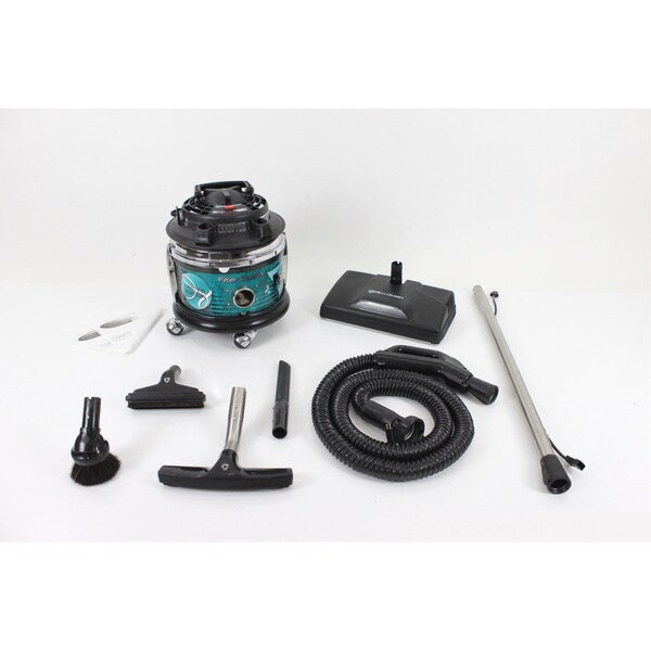 Green Filter Queen Magestic HEPA Allergen Vacuum Cleaner (Refurbished)