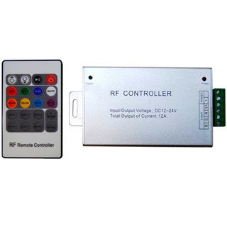 Italuce RF Controller for RGB LED Strips