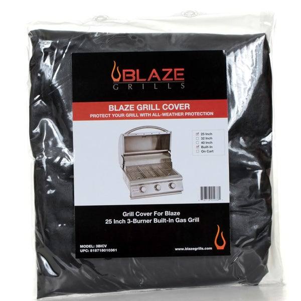 Blaze 3-Burner Built-in Grill Cover