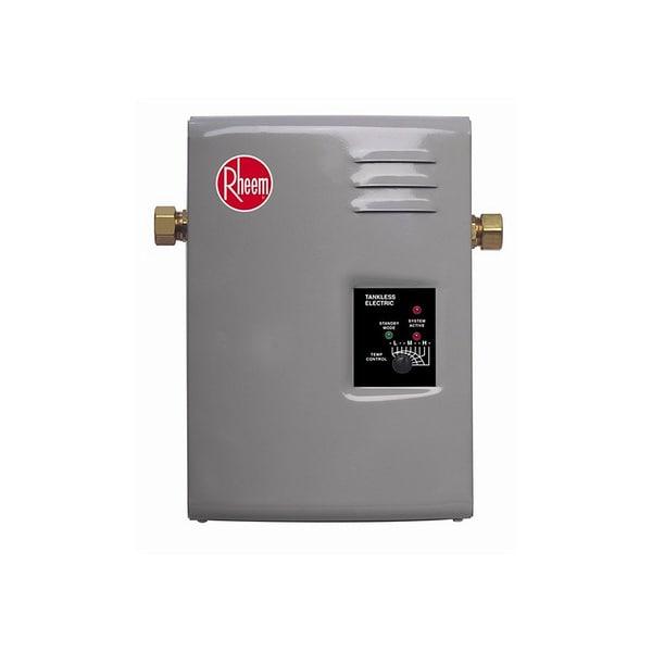 rheem hot water manual pdf