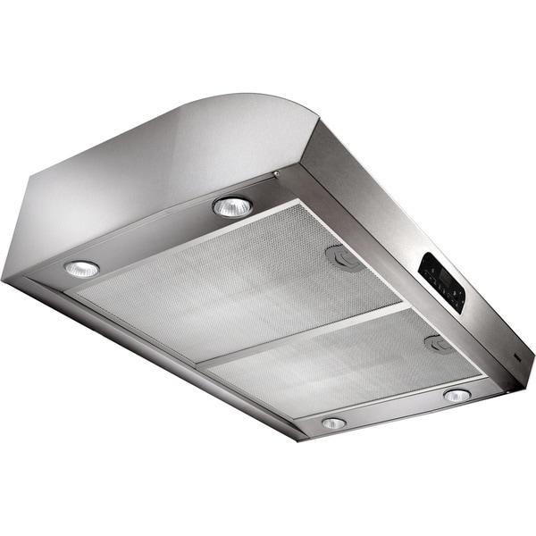 shop broan 30 inch under cabinet range hood free shipping today 8254474. Black Bedroom Furniture Sets. Home Design Ideas