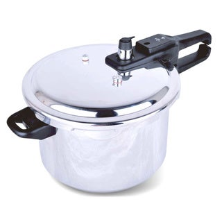Brentwood BPC-110 7-Liter Aluminum Pressure Cooker