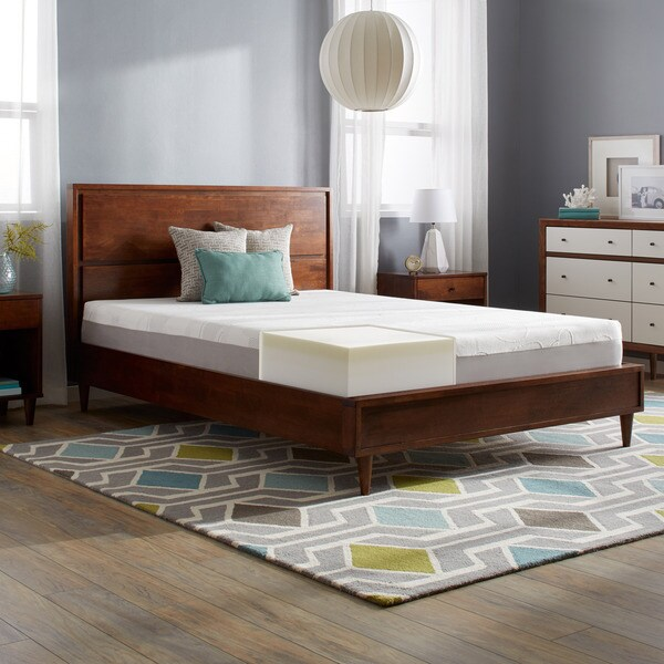 Slumber Solutions Choose Your Comfort 10-inch King-size Memory Foam Mattress