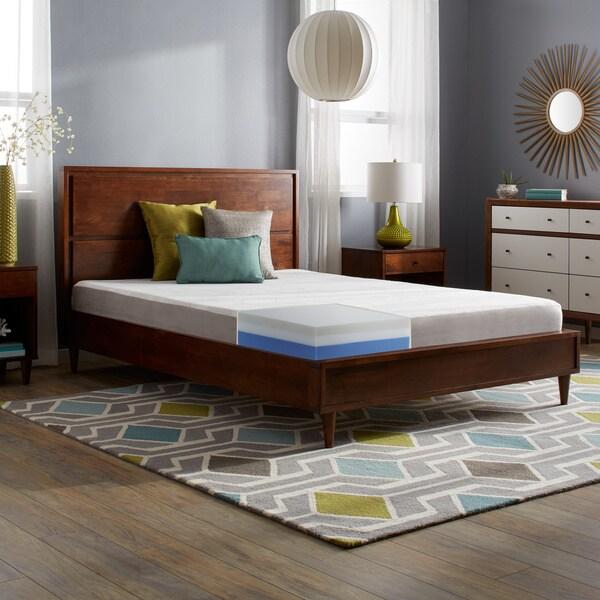 Slumber Solutions Choose Your Comfort 8-inch Queen Memory Foam Mattress