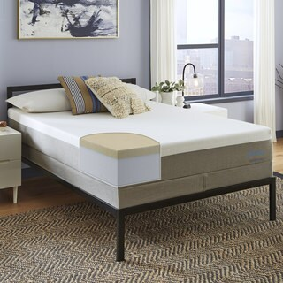 Slumber Solutions 12-inch Essentials King-size Memory Foam Mattress