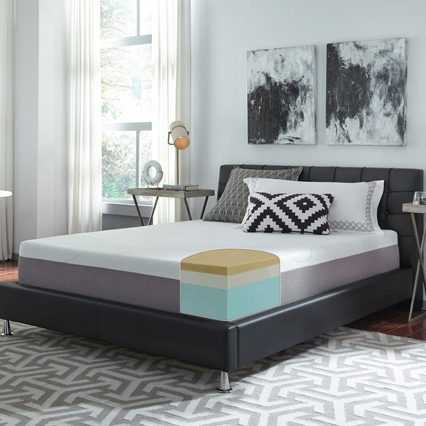 Slumber Solutions Choose Your Comfort 12 Inch Full Size