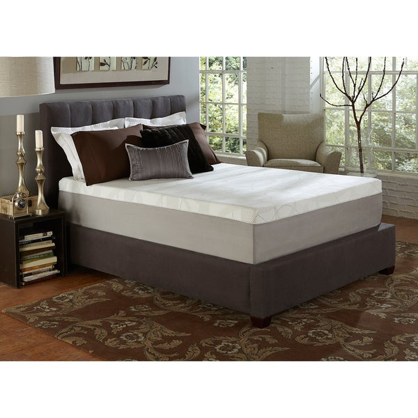 Slumber Solutions Choose Your Comfort 14-inch Full-size Memory Foam Mattress