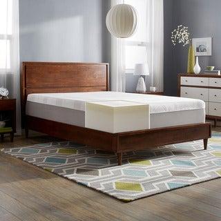 Slumber Solutions Choose Your Comfort 14-inch Full-size Memory Foam Mattress