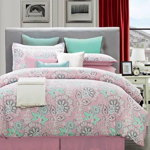 EverRouge Flower Power 8-piece Comforter Set