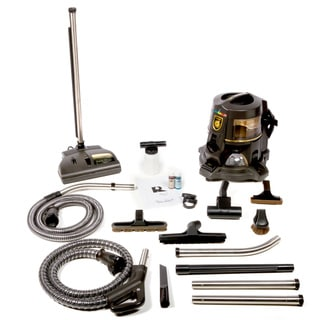 Reconditioned E Series Hepa E2 Gold 2-speed Rainbow Canister Vacuum Cleaner With New Aftermarket Tools & Attachments