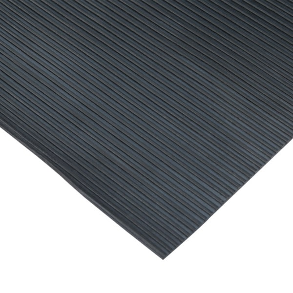 Rubber Cal Ramp Cleat Traction Mats 1 8 Inch X 3ft