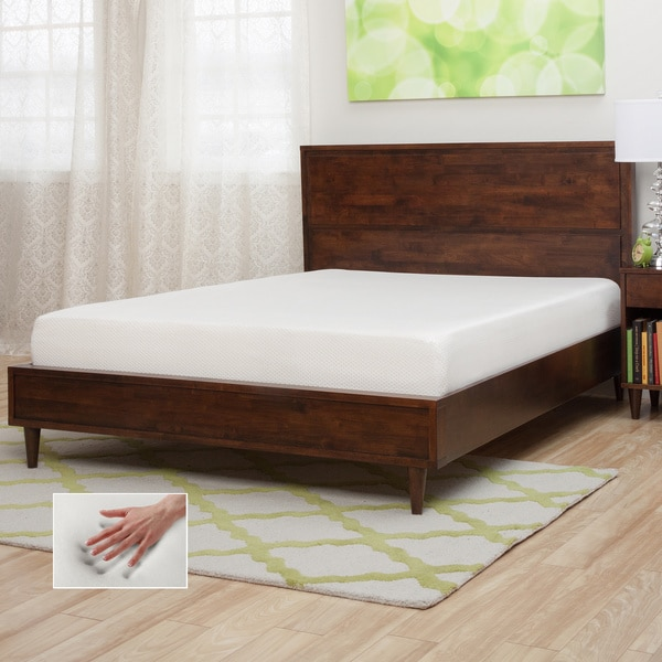 Better Living Memory Foam 10-inch Firm King-size Mattress