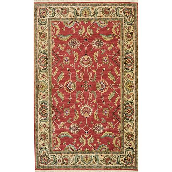 Karastan Ashara Agra Red Rug (11'5 X 16')