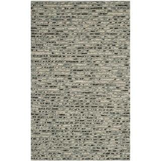 Safavieh Hand-knotted Bohemian Grey Wool Rug (8' x 10')