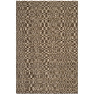 Safavieh Hand-woven South Hampton Brown Polyester Rug (8'9 x 12')