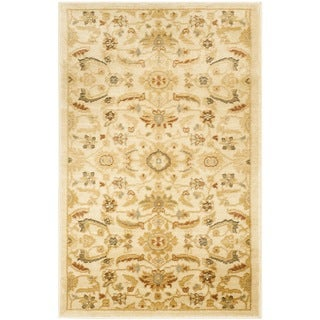 Safavieh Heirloom Cream/ Gold Rug (2'6 x 4')