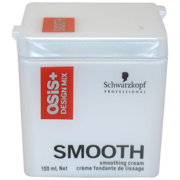 Schwarzkopf Osis+ Design Mix Smooth 3.3-ounce Smoothing Cream