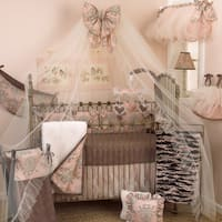 Cotton Tale Nightingale 8-piece Crib Bedding Set