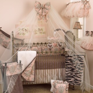 Cotton Tale Nightingale 8-piece Crib Bedding Set