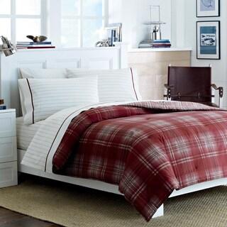 Nautica Ridgehill Cotton Bed in a Bag with Sheet Set