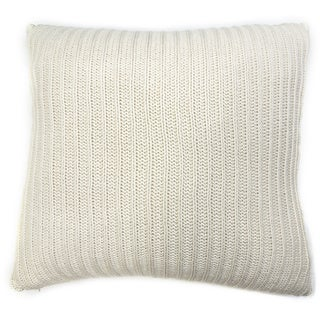 Samson Natural Knitted Euro Sham
