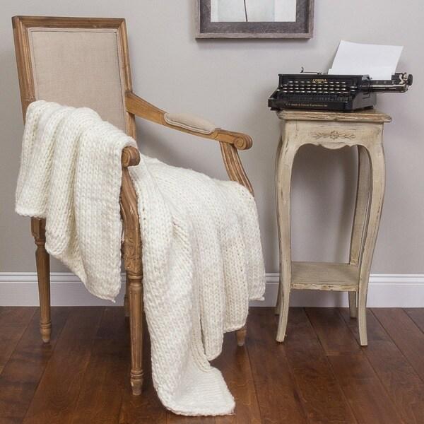 Ryde Braided Throw Blanket