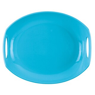 Dansk Classic Fjord Sky Blue Serving Platter