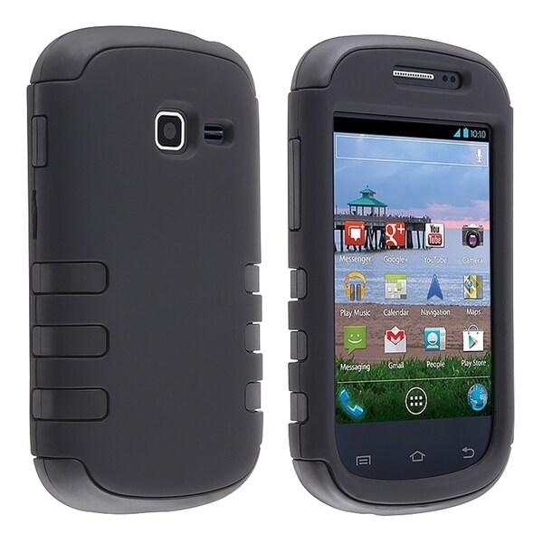 BasAcc Black Hybrid Case for Samsung© Galaxy Centura S738C