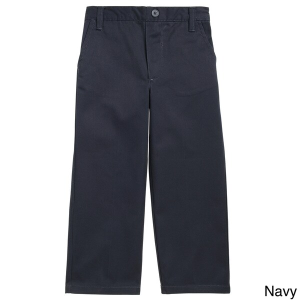 French Toast Boys Uniform Pants and Shorts Choose Color Size Adjustable Waist