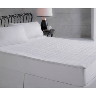 Rest Remedy Plush Memory Foam Mattress Pad