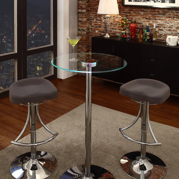 INSPIRE Q Lorin 43.3 inch Bar Table LED Accent Table