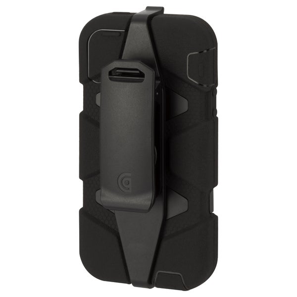 Griffin Survivor Carrying Case for iPhone - Black