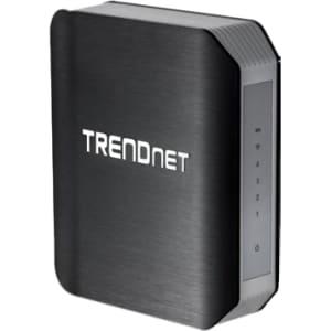 TRENDnet TEW-752DRU IEEE 802.11n Wireless Router