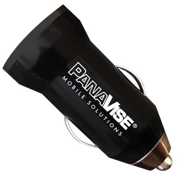 PanaVise 15952 Dual Car DC to USB Power Adapter - 700mAh