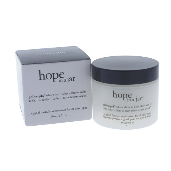 Philosophy Hope in a Jar 2-ounce Moisturizer  for All Skin Types