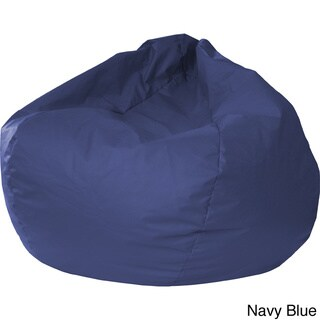 XXL Leather Look Vinyl Bean Bag