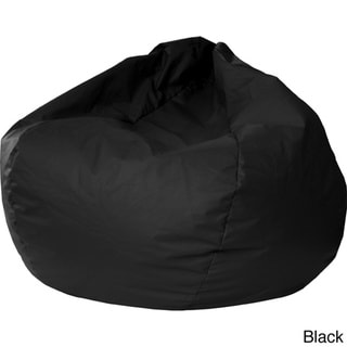 XXL Leather Look Vinyl Bean Bag