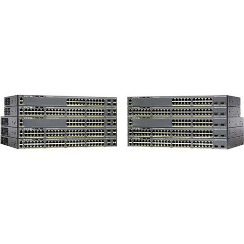 Cisco Catalyst 2960X-48FPS-L Ethernet Switch