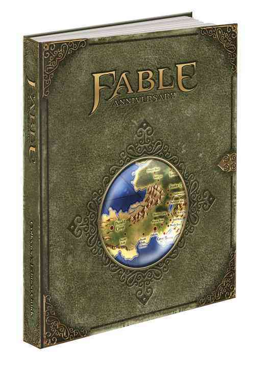 Fable Anniversary: Prima Official Game Guide (Hardcover)
