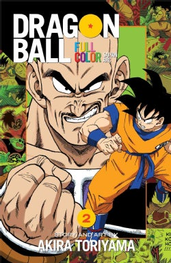 Dragon Ball Full Color 2 (Paperback)