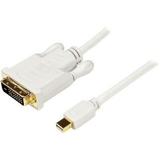 StarTech.com 10 ft Mini DisplayPort to DVI Adapter Converter Cable -