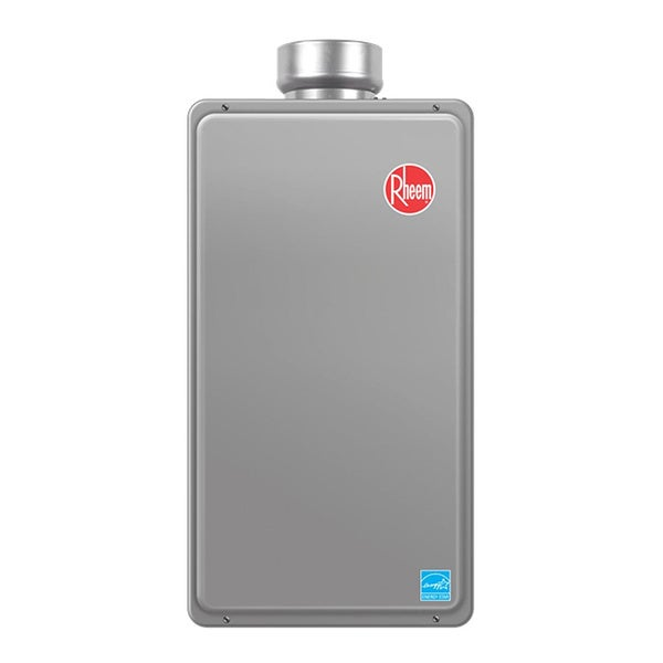 Rheem RTG-64DVLN Prestige Low NOx Indoor Direct Vent Condensing Tankless Natural Gas Water Heater