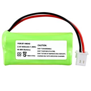 INSTEN VTech BT-166342 cordless phone compatible Ni-MH battery|https://ak1.ostkcdn.com/images/products/8264758/8264758/BasAcc-VTech-BT-166342-cordless-phone-compatible-Ni-MH-battery-P15588264.jpg?impolicy=medium