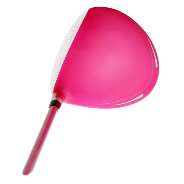 Nextt Golf Tetra II Ladies Nano Pink Driver