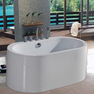 Aquatica PureScape 169 Freestanding Acrylic Bathtub