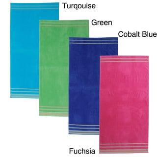 Jumbo Velour Beach Towel
